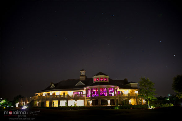 wedding up lighting eagle creek golf club