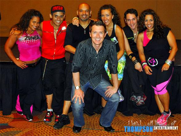 Zumba Fitness DJ @ the Rosen Centre | DJ Scott Thompson - Orlando ...