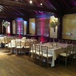 Dubsdread ballroom up lighting