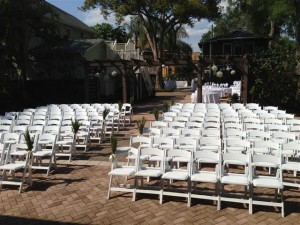 Veranda Thornton Park Ceremony