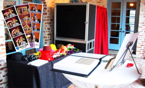 Orlando Photo Booth Rental