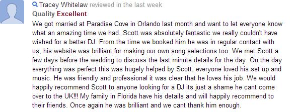 Google DJ Review