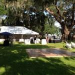 duncan house wedding dance floor