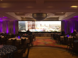 hyatt regency orlando ballroom led video wall