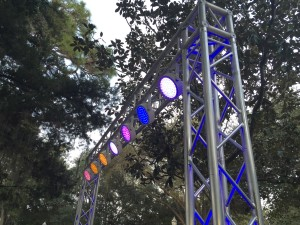 truss-battery-powered-led-chauvet-lights